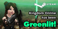 [Announcement] Kingdom Online has been Greenlit by Steam!