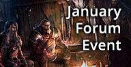 [Event] January Forum Event