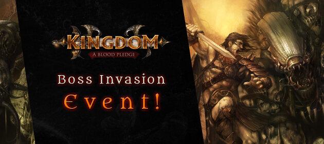 [Event] Boss Invasion Event