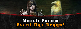 [Event] March Forum Event
