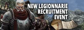 [Event] New Legionnaire Recruiting Event