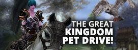 [Event] Kingdom's Great Pet Drive