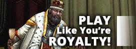 [Event] Gem Shop Sale - Play Like Royalty!
