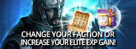 [Update] Change Faction or Increase Elite EXP