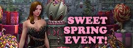 [Event] Sweet Spring Celebration!