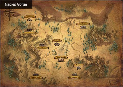 Napies Gorge