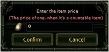 Setting Price