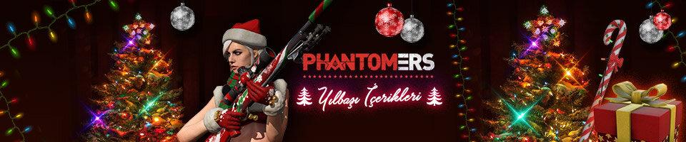 Phantomers Yılbaşı Etkinlikleri