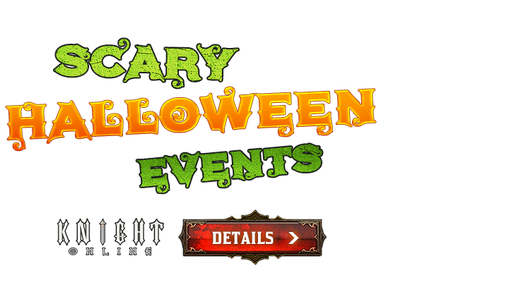 Scary Halloween Events